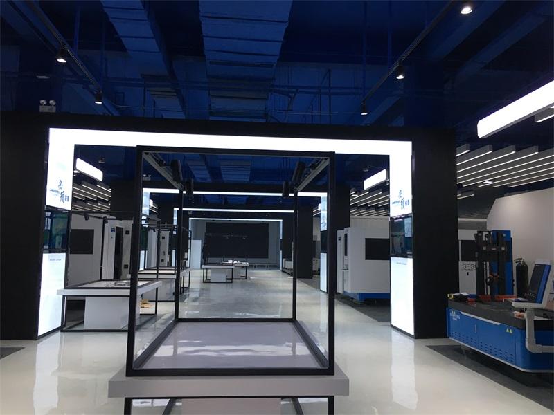 激光产业园展厅